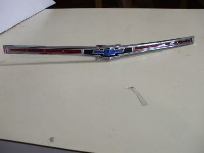 Sell 1965 Chevy NEW hood emblem L@@@@@@@@@@@@@@@@@@@@K motorcycle in Springfield, Ohio, United States, for US $85.00
