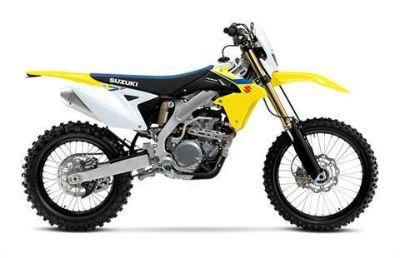2018 Suzuki RMX450Z Competition/Off Road Motorcycles Ontario, CA