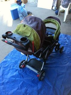 Stroller - Sit N Stand
