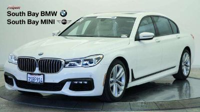 Used 2016 BMW 7 Series 4dr Sdn RWD