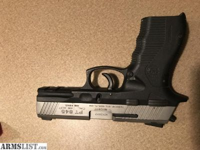 For Sale/Trade: Taurus PT845