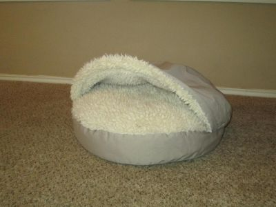 Small Dog or Cat Cave Bed