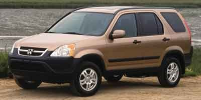 2003 Honda CR-V EX (Satin Silver Metallic)