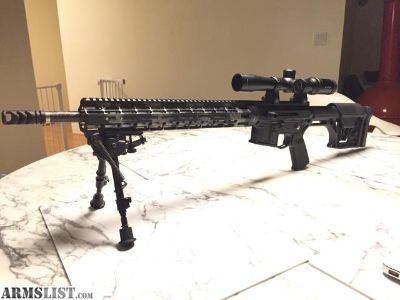 For Sale: 2A Bailos side charging Proof Research 223 Wylde