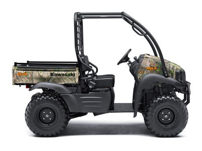 2018 Kawasaki Mule SX 4X4 XC CAMO Side x Side Utility Vehicles Littleton, NH