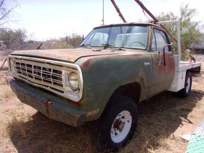 1975 Dodge W200