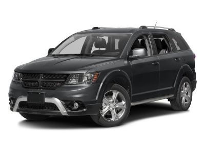 2017 Dodge Journey Crossroad (Billet Clearcoat)