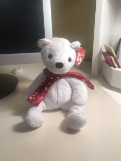 2000 Holiday Teddy - only displayed