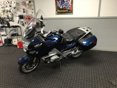 2008 BMW R 1200 RT Touring Motorcycles Chico, CA
