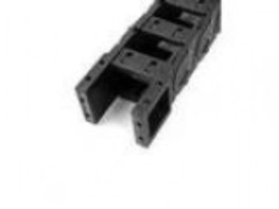 Black Plastic Drag Chain Cable Carrier x mm for CNC Machine