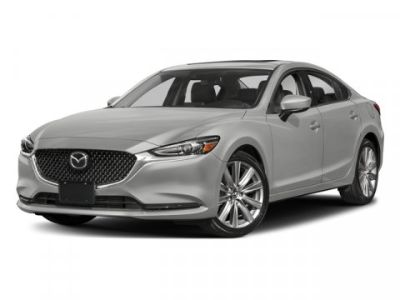 2018 Mazda Mazda6 Signature (Deep Crystal Blue)