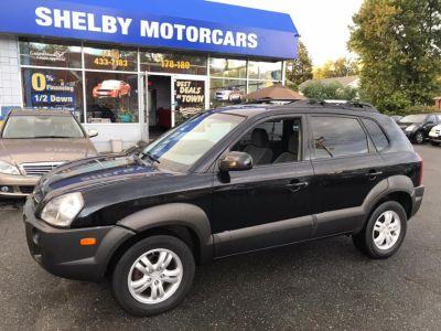 2006 Hyundai Tucson GLS (Black)