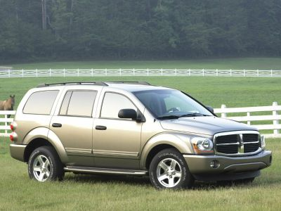 2005 Dodge Durango Limited (Atlantic Blue Pearlcoat)