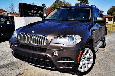 2013 BMW X5 xDrive35i (Brown Or Taupe)