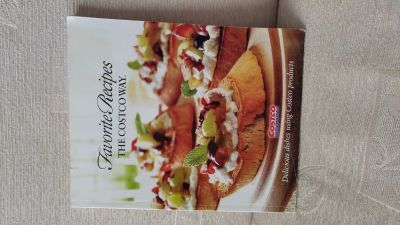 Costco cookbook