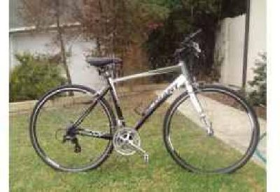 $450 2011 Giant Rapid 3 (large) road/commuter bike