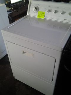 $212, Kenmore Electric Dryer