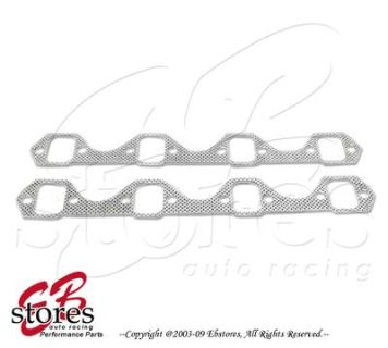 Buy Exhaust Header Gasket Mustang 86-88 89 90 91-93 V8 5.0L motorcycle in La Puente, California, US, for US $23.95