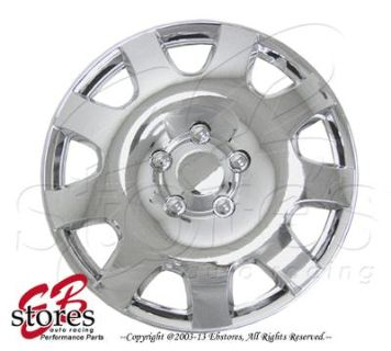 "Purchase One Set (4pcs) of 16 inch Chrome Wheel Skin Cover Hubcap Hub caps 16"" Style#502 motorcycle in La Puente, California, US, for US $33.95"