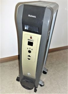 Holmes HOH2518 Oil Filled Heater 1500 Watts
