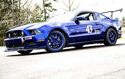 2013 Mustang GT TT Track Car