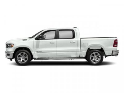 "2019 RAM 1500 Big Horn 4x4 Crew Cab 5'7"" Box (Bright White Clearcoat)"