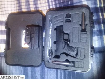 For Sale/Trade: xds 9mm brand new