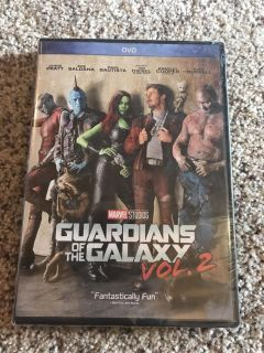 Guardians of the Galaxy Vol 2 DVD. Brand new! $12