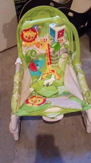 Fisher price infant to toddler chair/rocker