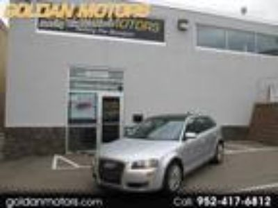 used 2007 Audi A3 for sale.