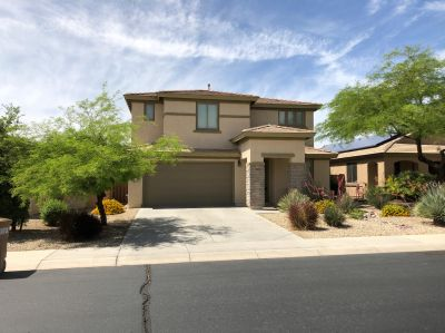 Single-family home Rental - 6824 W Ridgeline Rd