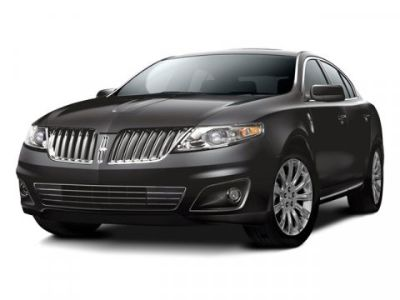2009 Lincoln MKS Base (BLACK)