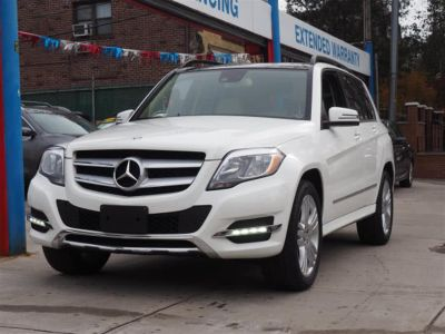 2015 Mercedes-Benz GLK 350 GLK 350 4MATIC (White)