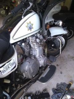 1993 Kawasaki KZ 1000 POLICE