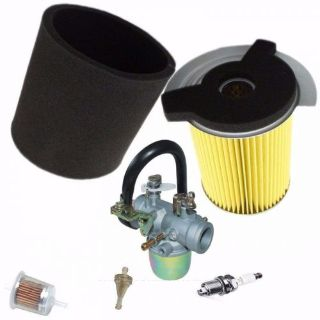 Buy YAMAHA G1 2 CYCLE 1983-1989 GAS GOLF CART TUNE UP KIT CARBURETOR AIR FUEL SPARK motorcycle in Lapeer, Michigan, United States, for US $55.56