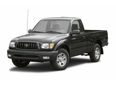 2004 Toyota Tacoma PreRunner (Black Sand Pearl)