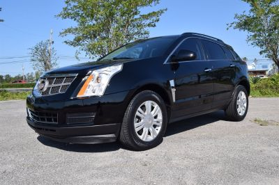 2010 Cadillac SRX Base (Black)