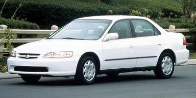 1999 Honda Accord LX (Not Given)