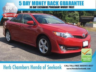 2014 Toyota Camry L (Barcelona Red)