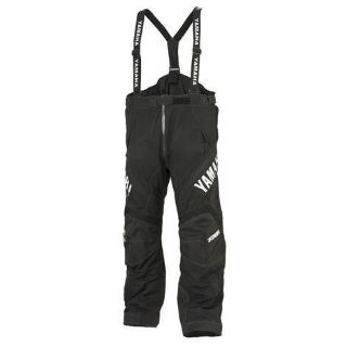 Find MENS YAMAHA FOUR-STROKE SNOWMOBILE WINTER PANT FXR BLACK MEDIUM SMB-13B4S-BK-MD motorcycle in Kaukauna, Wisconsin, United States, for US $169.99