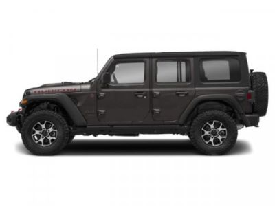 2019 Jeep Wrangler Unlimited Rubicon (Granite Crystal Metallic Clearcoat)