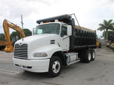 $6,190 Down / Tandem Axle Dump Truck / 619k Miles