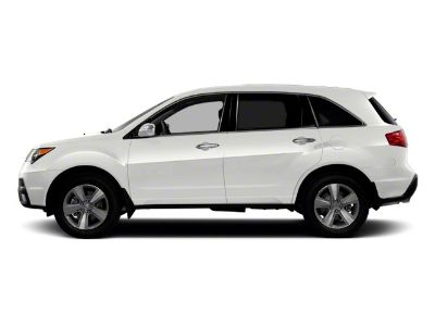 2010 Acura MDX Base w/Advance (Aspen White Pearl)