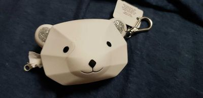 Cute hand sanitizer holder from Bath and Body
