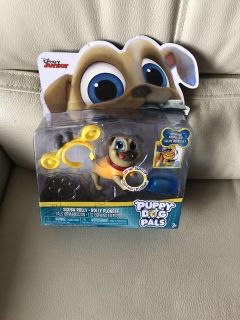 """PUPPY DOG PALS FIGURE """"SCUBA ROLLY"""".....BRAND NEW!!"""