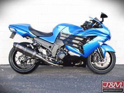 2012 Kawasaki ZX14R