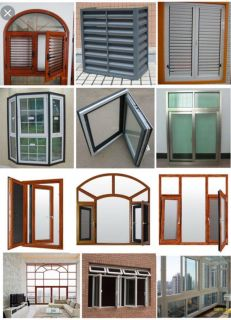 Get Aluminium Windows Dubai Work at Affordable Price