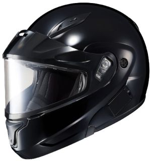 Find HJC CL-Max II Black XS Dual Lens Snowmobile Modular Snow Sled Helmet motorcycle in Ashton, Illinois, US, for US $139.49