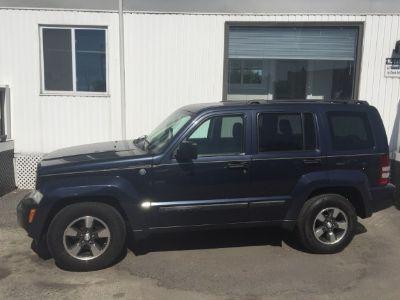2008 Jeep Liberty Sport (Modern Blue Pearl)