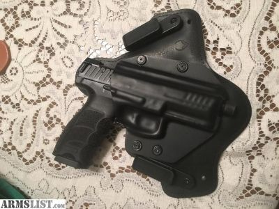 For Sale: Hk vp9 tactical with holster
